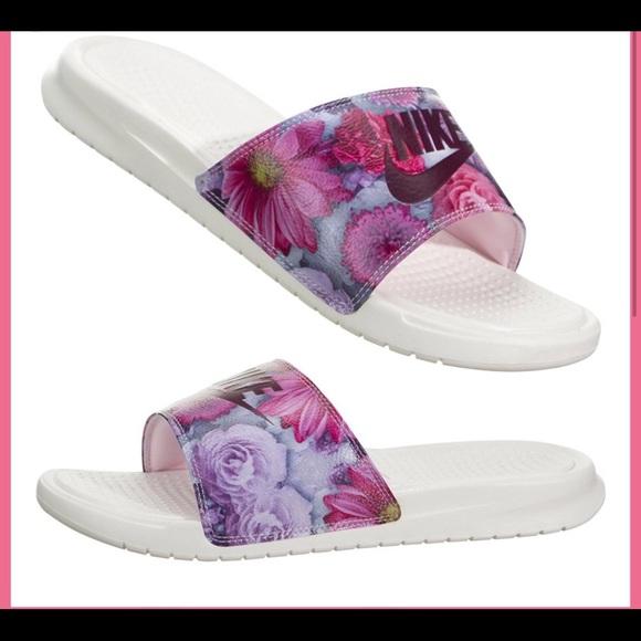 Nike Benassi Ultra Prem Women s slide Sandal
